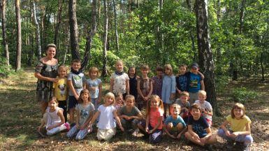 Obserwujemy przyrodę, tropimy przygodę – wycieczka do lasu