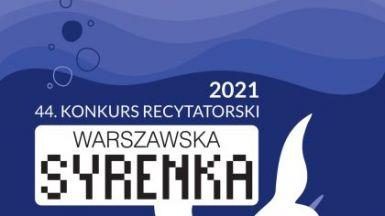 "Konkurs recytatorski ""Warszawska Syrenka"""