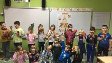 Dzień zdrowego żywienia w klasie Ib