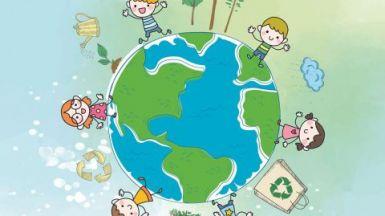 Dzień Ziemi w klasach drugich