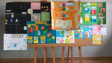 Lapbook matematyczny - konkurs szkolny