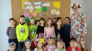 """""""Wiosna, ach to ty"""" - Pierwszy Dzień Wiosny w klasach I-III"""